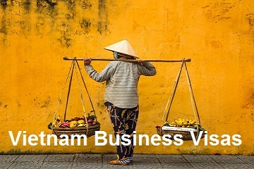 BUSINESS VISA FOR VIETNAM