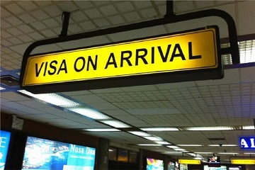 HOW TO GET VIETNAM VISA ON ARRIVAL AT THE AIRPORTS