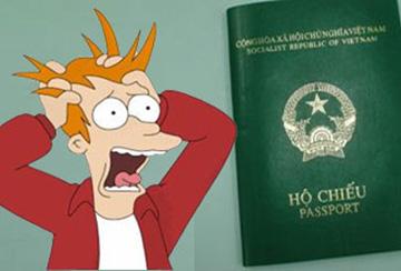 Mất hộ chiếu khi ở nước ngoài