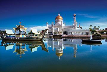 Quy định xin visa xuất nhập cảnh vào Brunei cho các nước