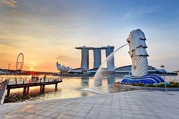 SINGAPORE VISA FOR FOREIGNERS WHO WORKING - LIVING IN VIETNAM