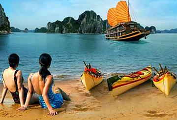 CITIZENS OF  24 COUNTRIES DO NOT REQUIRE VISAS FOR VIETNAM