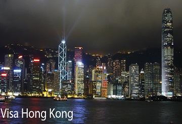 Thủ tục xin visa Hồng Kông công tác