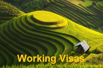 VISAS TO WORK IN VIETNAM
